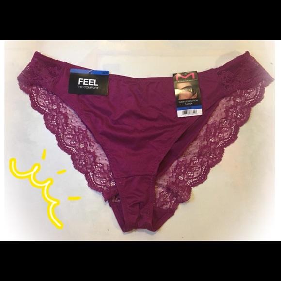 22b1d365fa2c Maidenform Intimates & Sleepwear | Comfort Devotion Tanga Panties ...